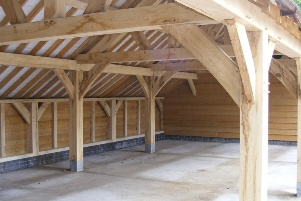 Internal Oak Frame